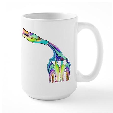 Diversity Large Mug