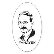 Hayek Decal