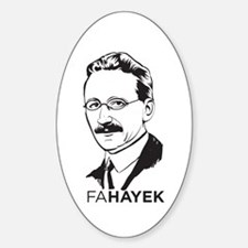 Hayek Decal