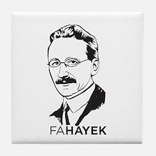 Hayek Tile Coaster