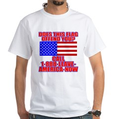 Patriotic or Leave America Shirt