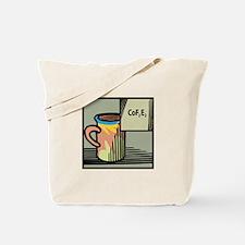 Chemical Coffee Tote Bag