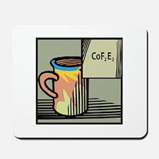 Chemical Coffee Mousepad