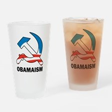 Obamaism Pint Glass