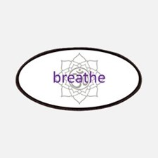 breathe Om Lotus Blossom Patches
