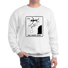 Unique Bmx jumps Sweatshirt
