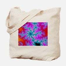 Tote Bag with fractal