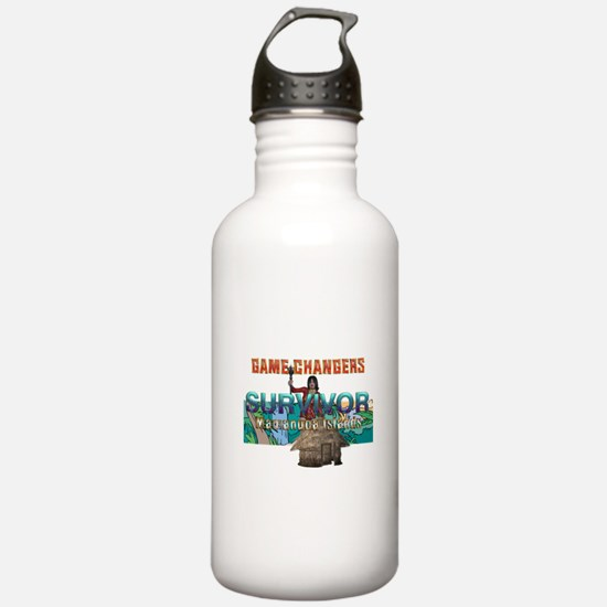 Survivor Game Changers Water Bottle