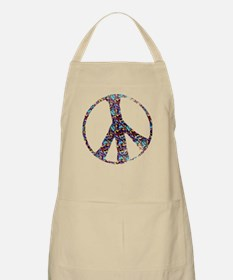 Colorful Peace Apron