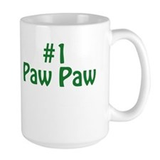 #1 Paw Paw Mug