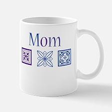 Mom Quilt Blocks Mug