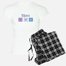 Mom Quilt Blocks Pajamas