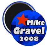 Mike Gravel for President Magnet