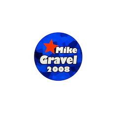 Ten Mike Gravel 2008 bulk rate pins