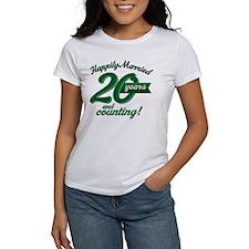 20 Years Anniversary Gift Tee