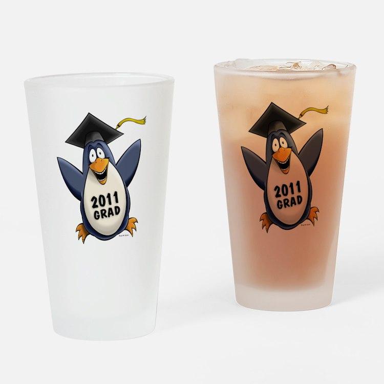 Class of 2011 Penguin Pint Glass