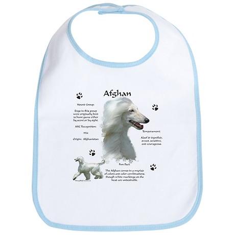 Afghan 4 Bib