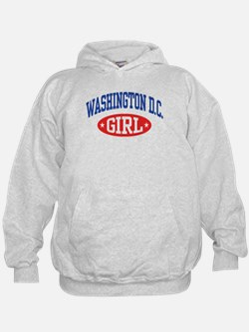 Washington DC Girl Hoodie