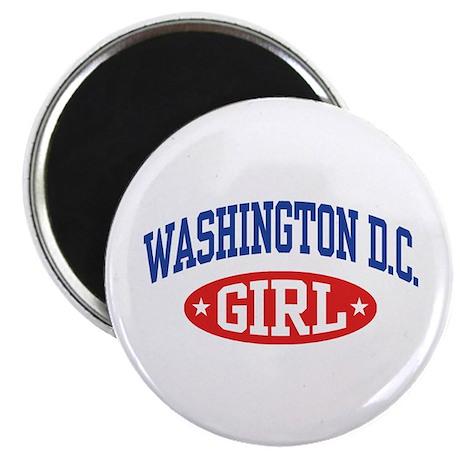 Washington DC Girl Magnet