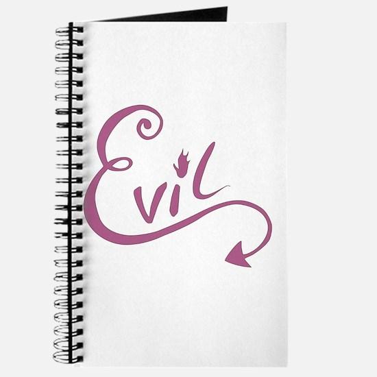 Evil !! Journal