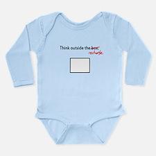 Think Outside The Box (Rectan Long Sleeve Infant B