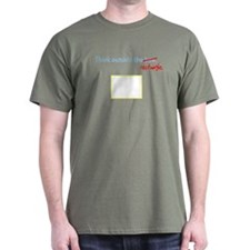 Think Outside The Box (Rectan T-Shirt