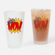 Mighty Mom Pint Glass