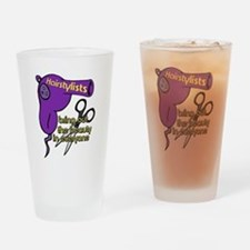 Hairstylists Pint Glass