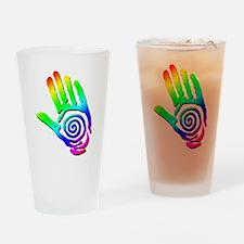 Rainbow Glyph Pint Glass