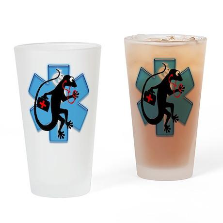 Gecko EMT Drinking Glass