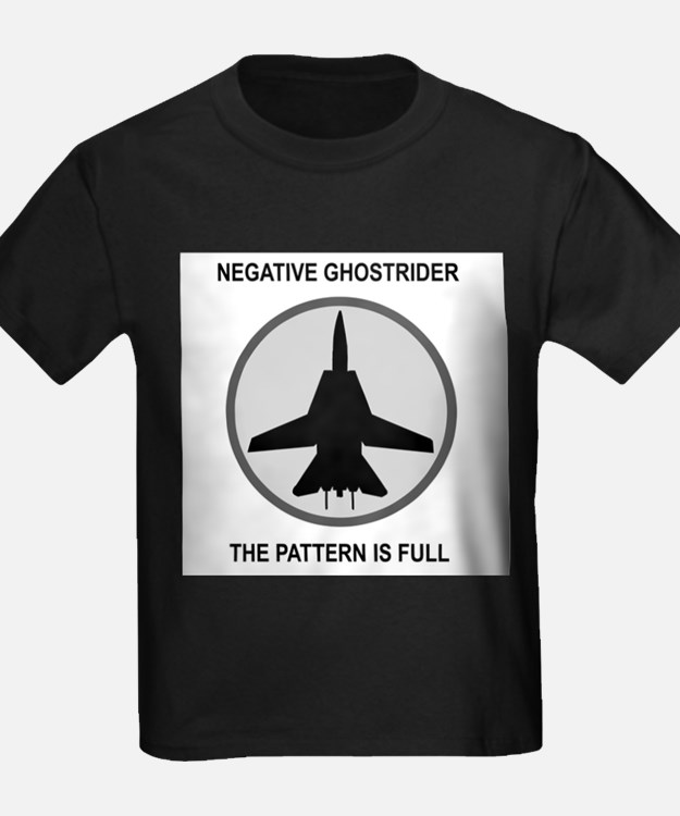 Negative Ghostrider The Patte T-Shirt