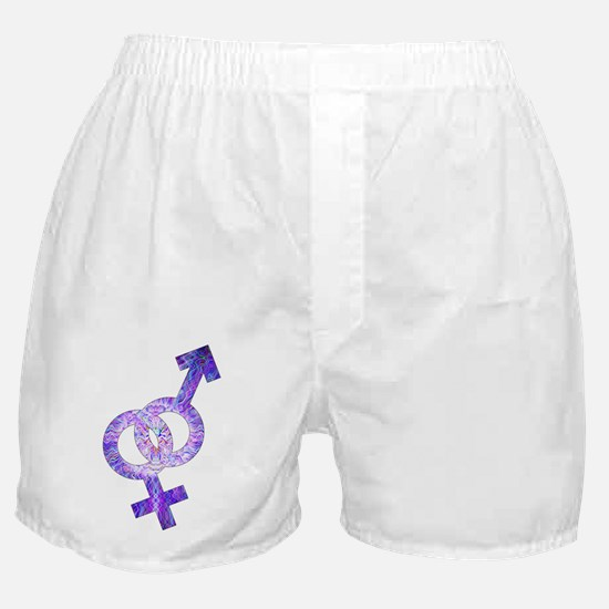 His and Hers Boxer Shorts