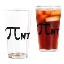 Funny Pi Pi-nt © 2011 Drinking Glass