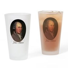 John Adams Pint Glass