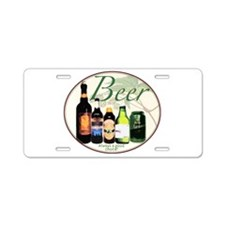 The Beer Choice Aluminum License Plate