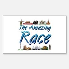 The Amazing Race Decal