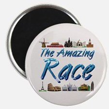The Amazing Race Magnet