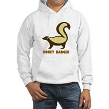 Honey Badger Hoodie
