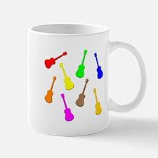 Rainbow Ukuleles Mug