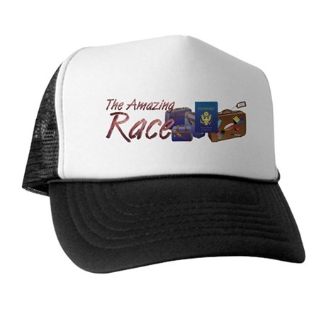 Amazing Race Trucker Hat