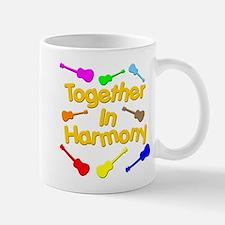 harmony ukuleles Mug