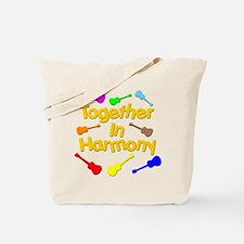 harmony ukuleles Tote Bag