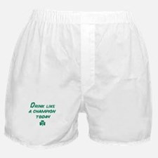 Vintage Drinking Boxer Shorts
