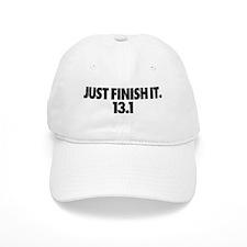 Just Finish It. 13.1 Baseball Cap