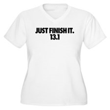 Just Finish It. 13.1 T-Shirt