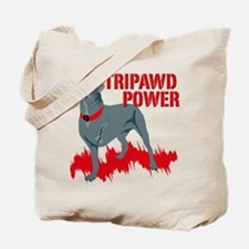 Tripawd Power Bellona Tote Bag