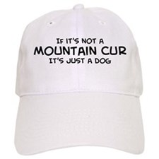 If it's not a Mountain Cur Baseball Cap
