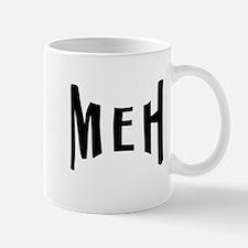 Meh Word Mug