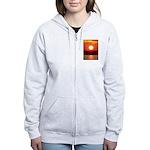 franklinsworld.com Women's Zip Hoodie