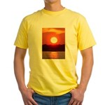 franklinsworld.com Yellow T-Shirt